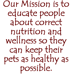 Amy's Animals Mission Statement